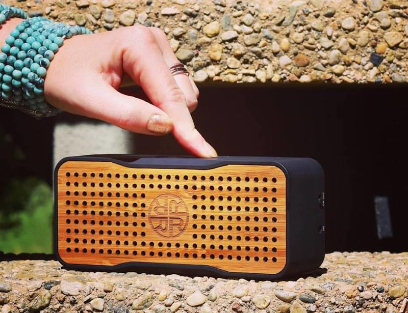 Sustainability Focused Wireless Speakers
