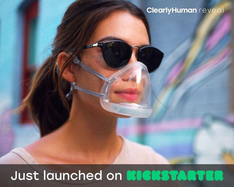 Non-Medical Transparent Masks
