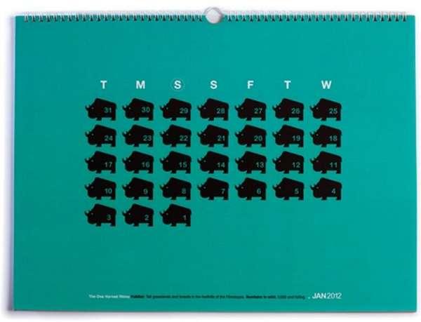 Extinction-Simulating Calendars