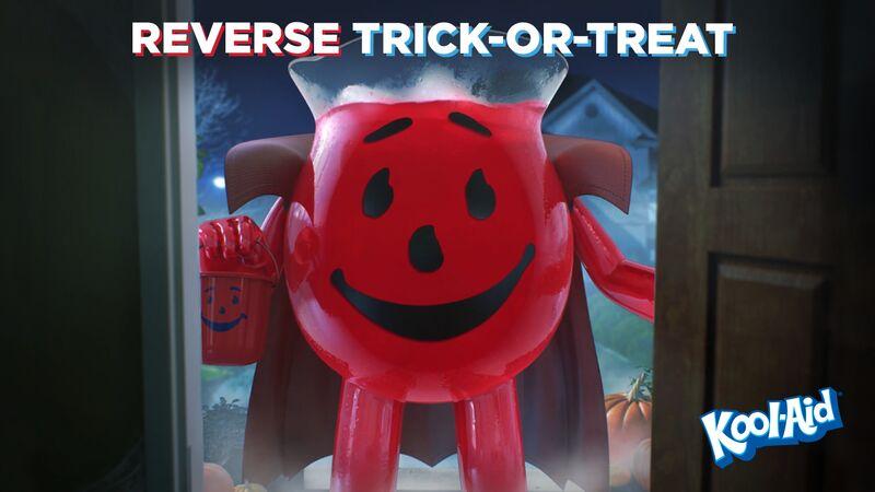 Halloween Mascot Deliveries