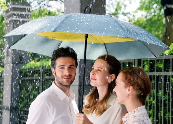 Durable Reverse Functionality Umbrellas