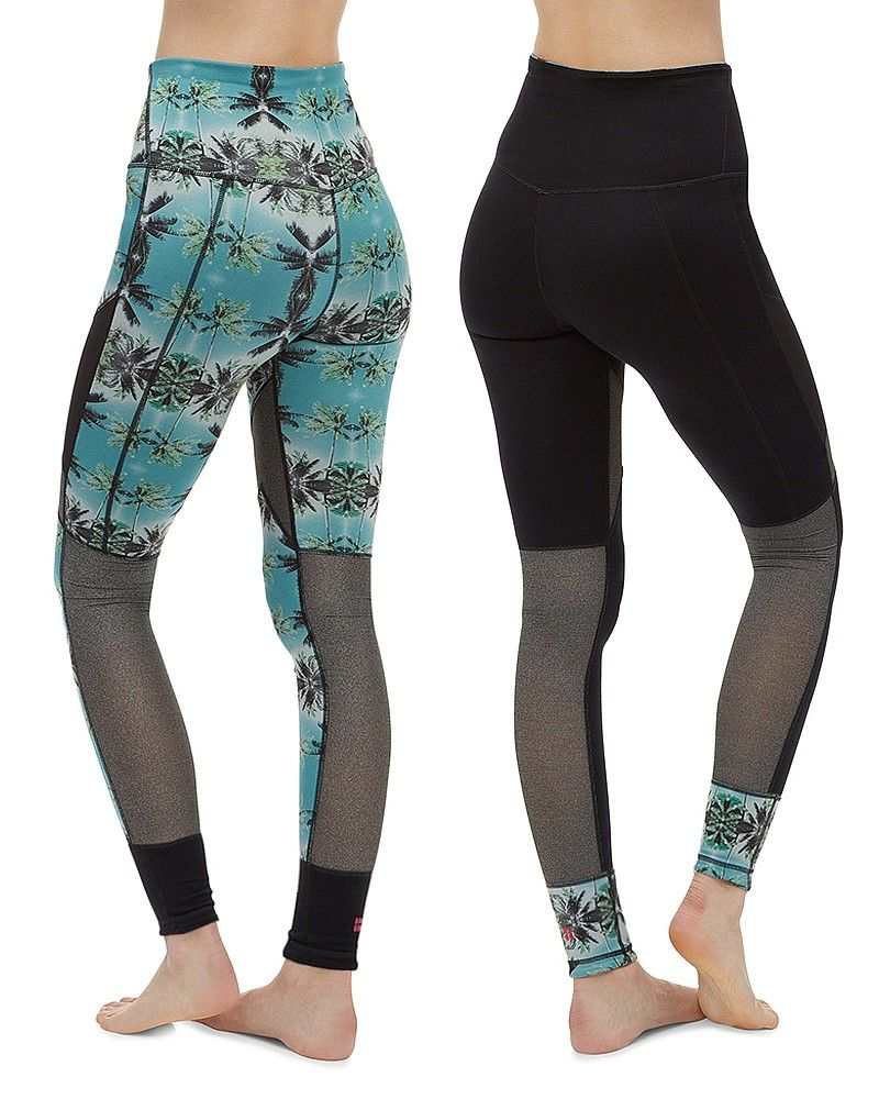 Reversible Fitness Leggings