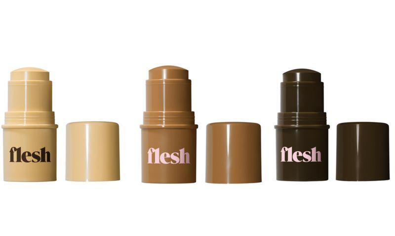 Expansive Flesh-Colored Cosmetics