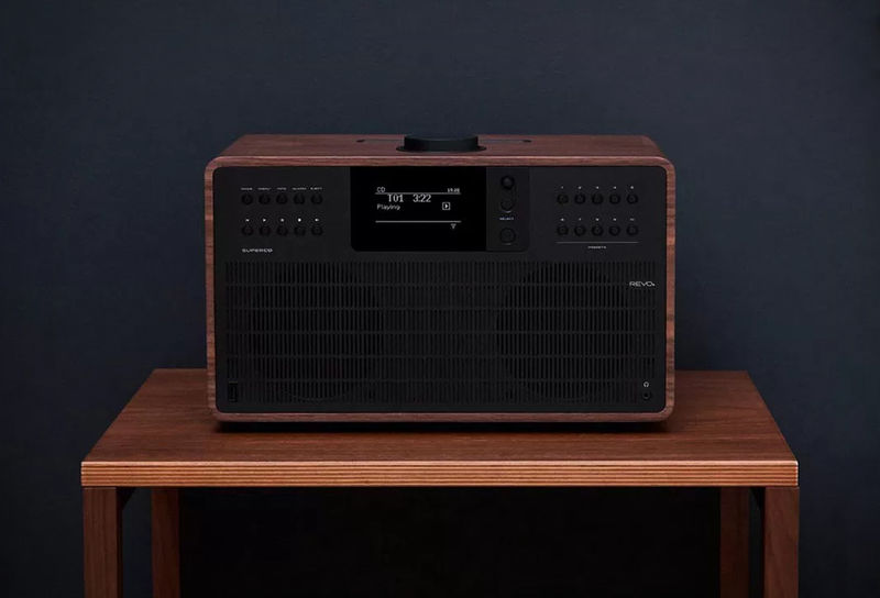 Modernized Retro Sound Systems
