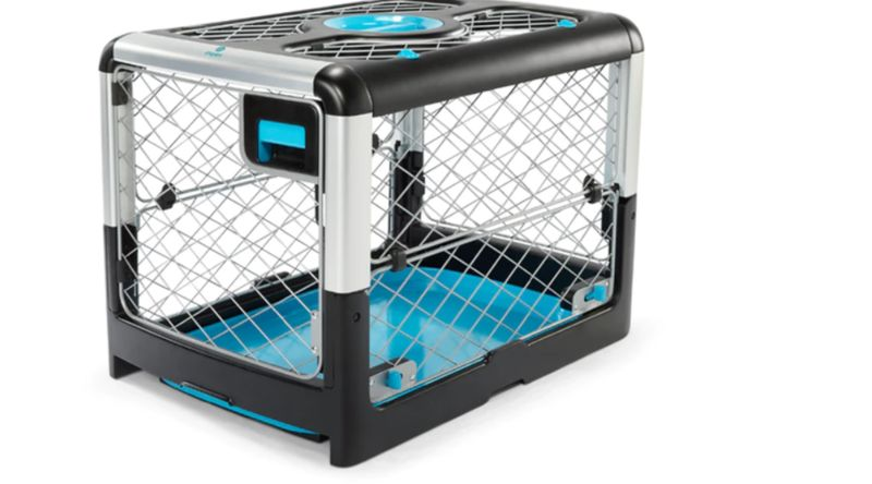 Contemporary Collapsible Dog Crates