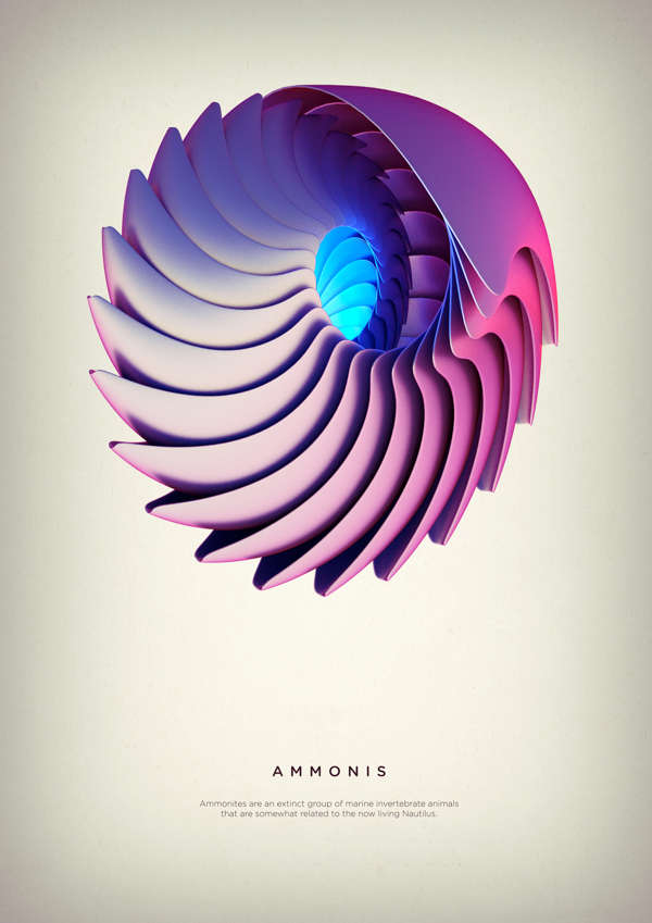 Abstract Creature Artworks