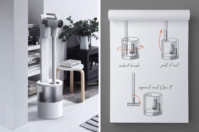 All-in-One Vacuum Organizers