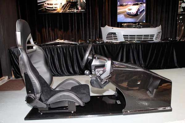 F1-Inspired Driving Simulators