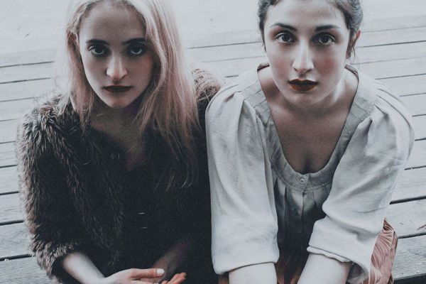 Grainy Sisterly Editorials