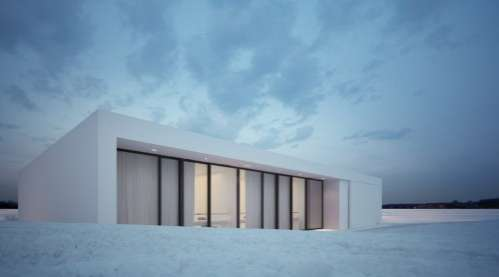Solitary Tundra Residences