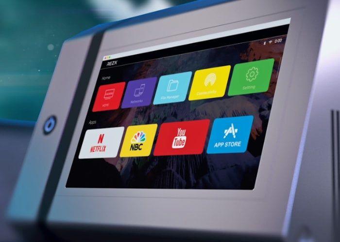 All-in-One 4K Multimedia Projectors