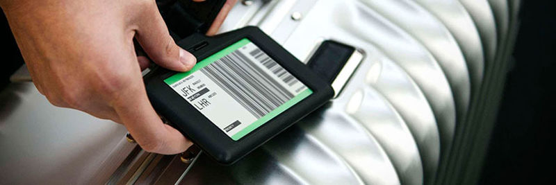 Baggage-Tracking Tags