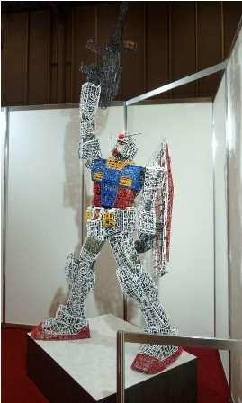 Giant Robotic Sculptures