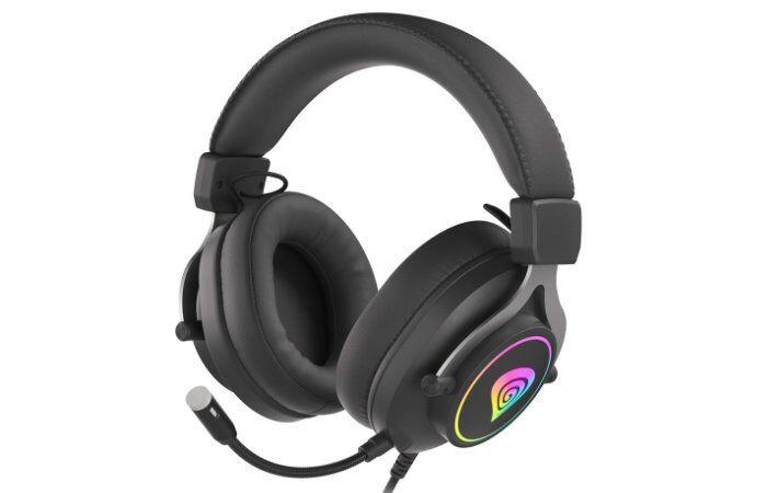 Customizable Illumination Gamer Headsets