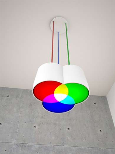 Color-Mixing Lights