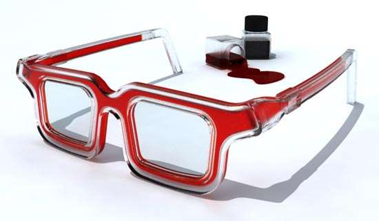 Color-Changing Eyewear