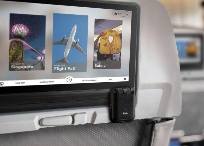 In-Flight Entertainment Audio Adapters
