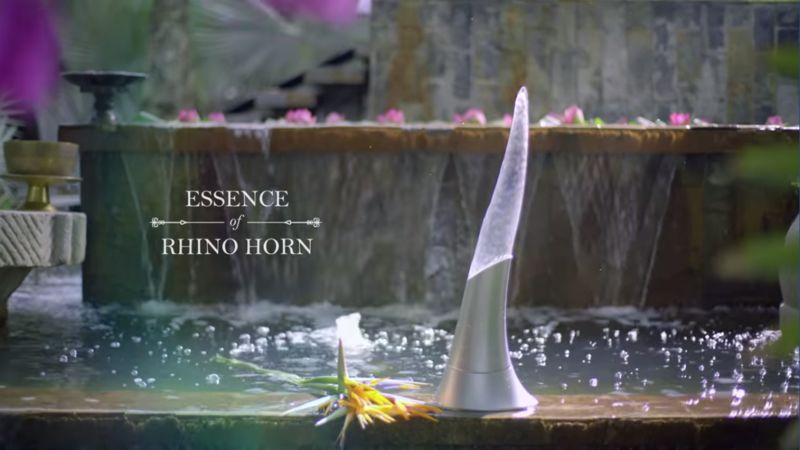 Synthetic Rhino Horns