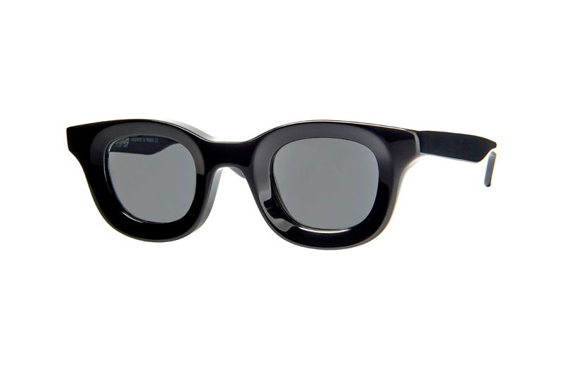 Thick Acetate Sunglasses Series