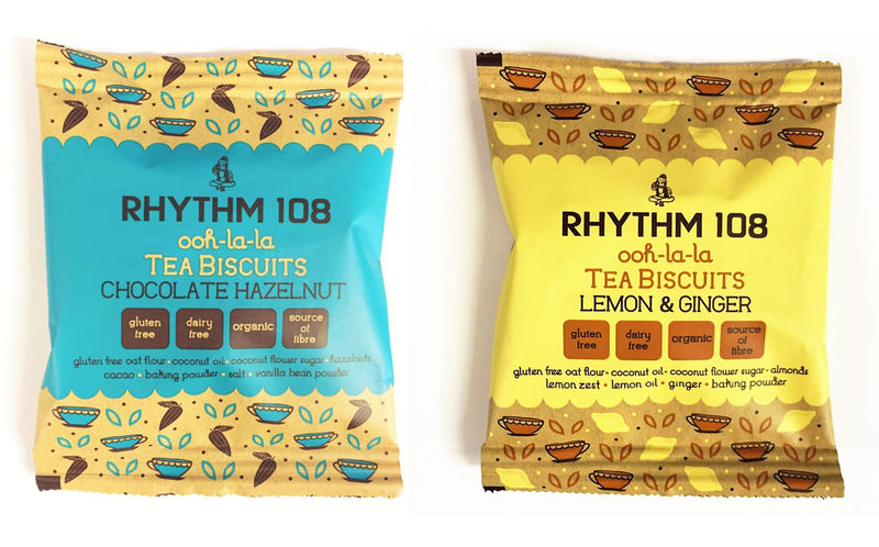 Pre-Packaged Tea Biscuits