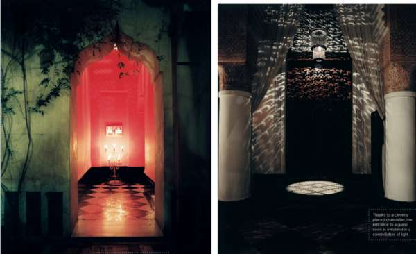 Magical Moroccan Accomodations