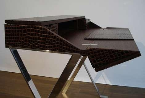 Compact Corner Desks Ribalta Writing Desk