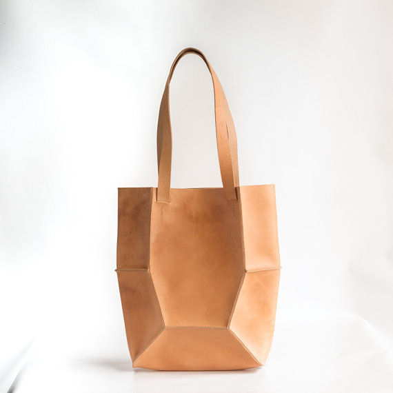 Chic Origami Carryalls