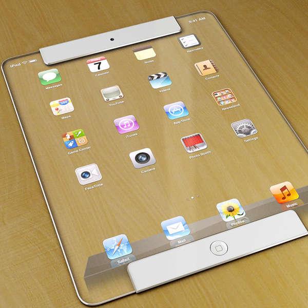 Transparent Tablet Modifications