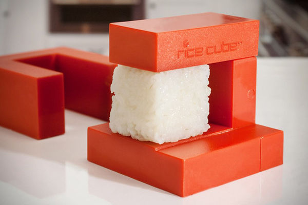 Cube-Shaping Food Gadgets
