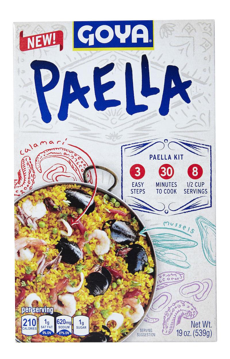 Spanish-Style Paella Kits