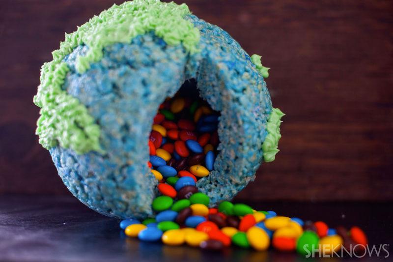 Planetary Cereal Treats
