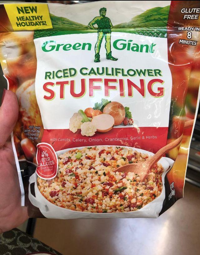 Gluten-Free Cauliflower Stuffings