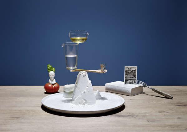 Balanced Food Photography