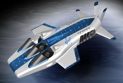 Underwater Aircraft