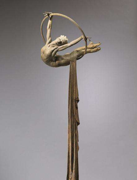 Sensual Circus Sculptures
