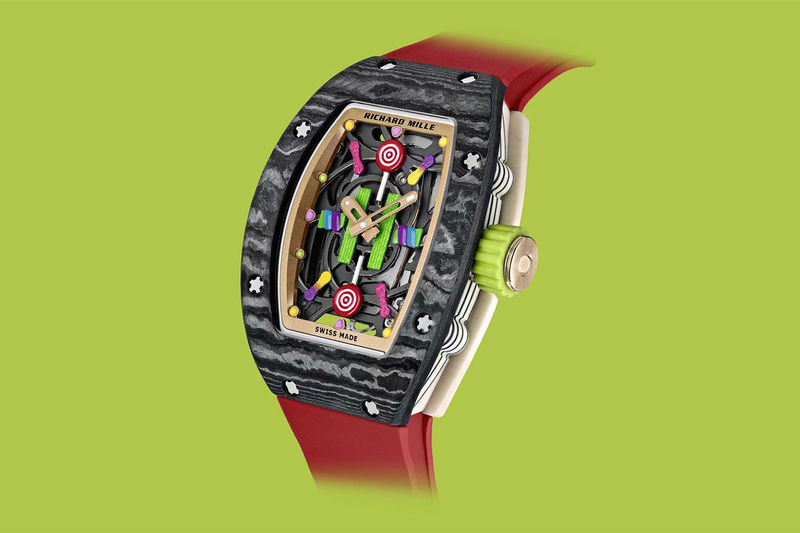 Candy-Inspired Wristwatches