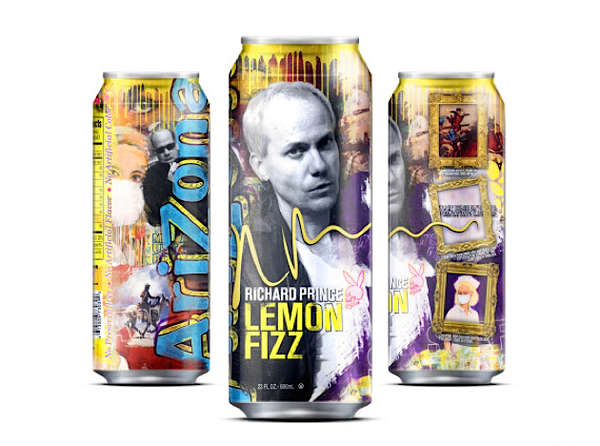 Pop Art Beverage Cans