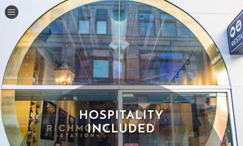 Hospitality-Included Canadian Restaurants