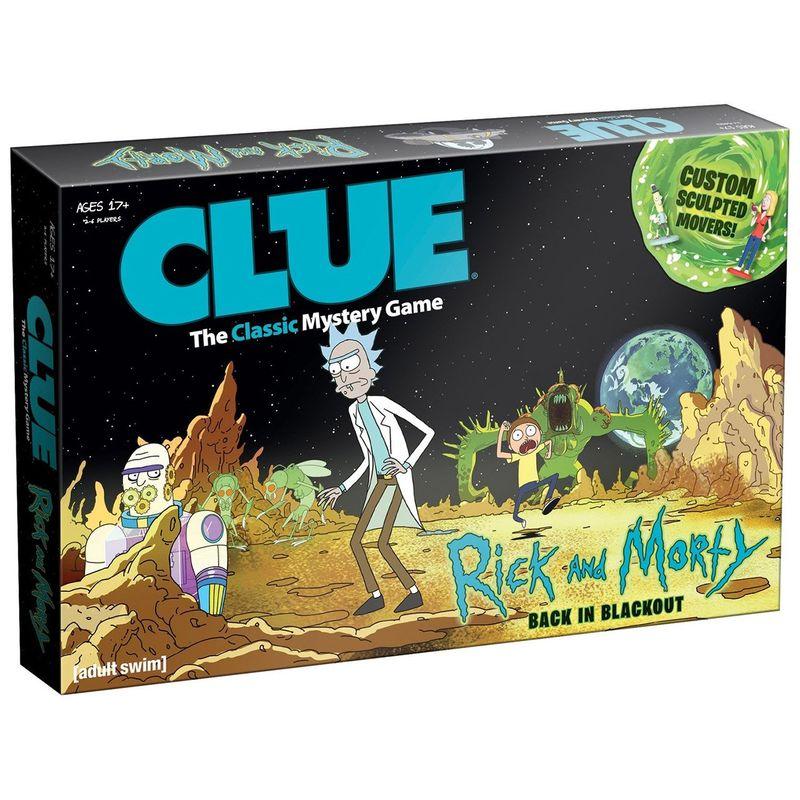 Sci-Fi Cartoon Board Games