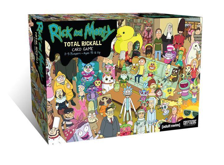 Cult Cartoon Card Games