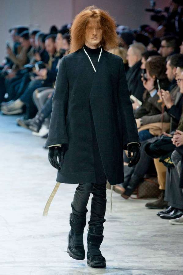 Mysteriously Gothic Menswear