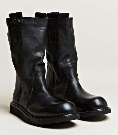 Fashion Combat Boot Men