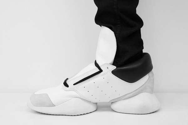 modern minimalist sneakers rick owens shoes. Black Bedroom Furniture Sets. Home Design Ideas