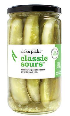 Seasonal Local Pickles