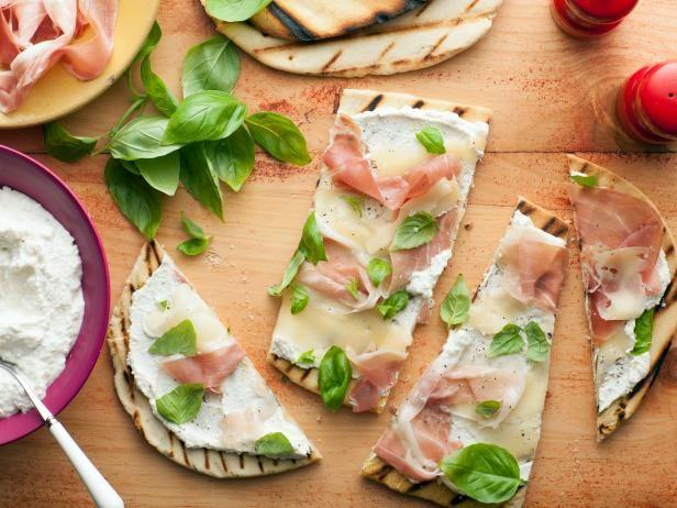 Italian Ricotta Flatbread