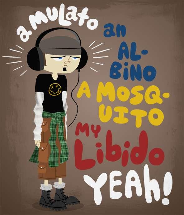 Music Subculture Caricatures