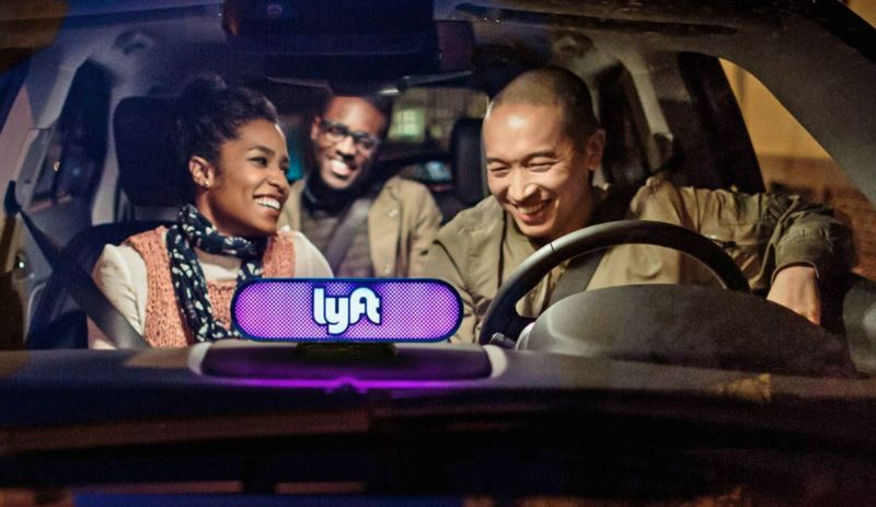 Ride-Share Credit Contests