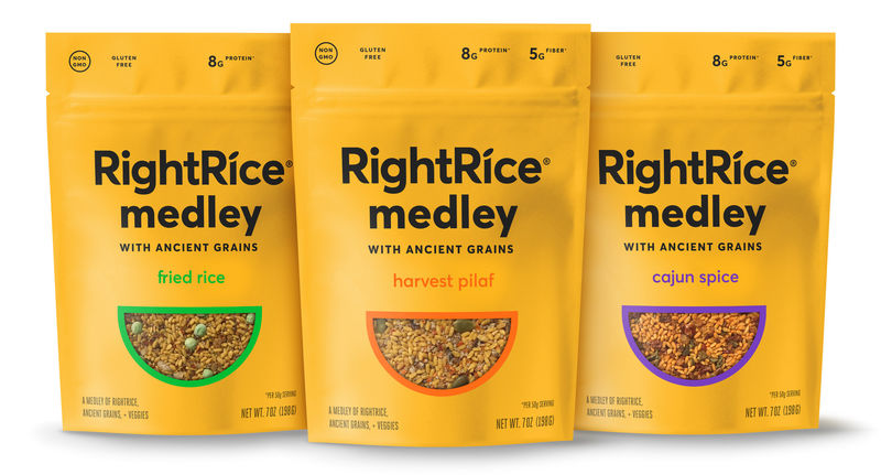 Veggie-Packed Rice Alternatives