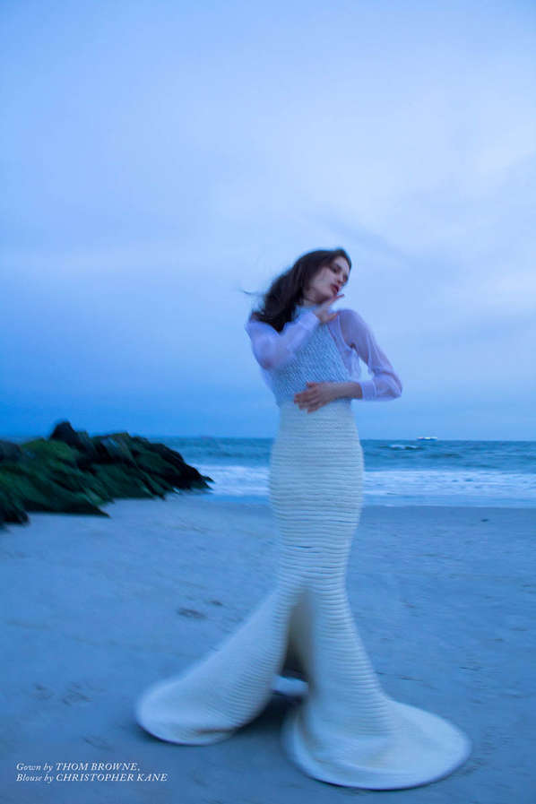 Haunting Seaside Editorials