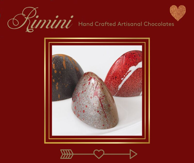 Luxurious Valentine's Day Chocolates